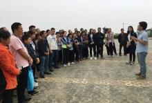 青神新型职业农民培育(柑橘种植)培训学员赴东坡区、丹棱参观考察