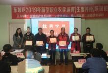 东坡区2019年新型职业农民培育(生猪养殖)培训班圆满结业
